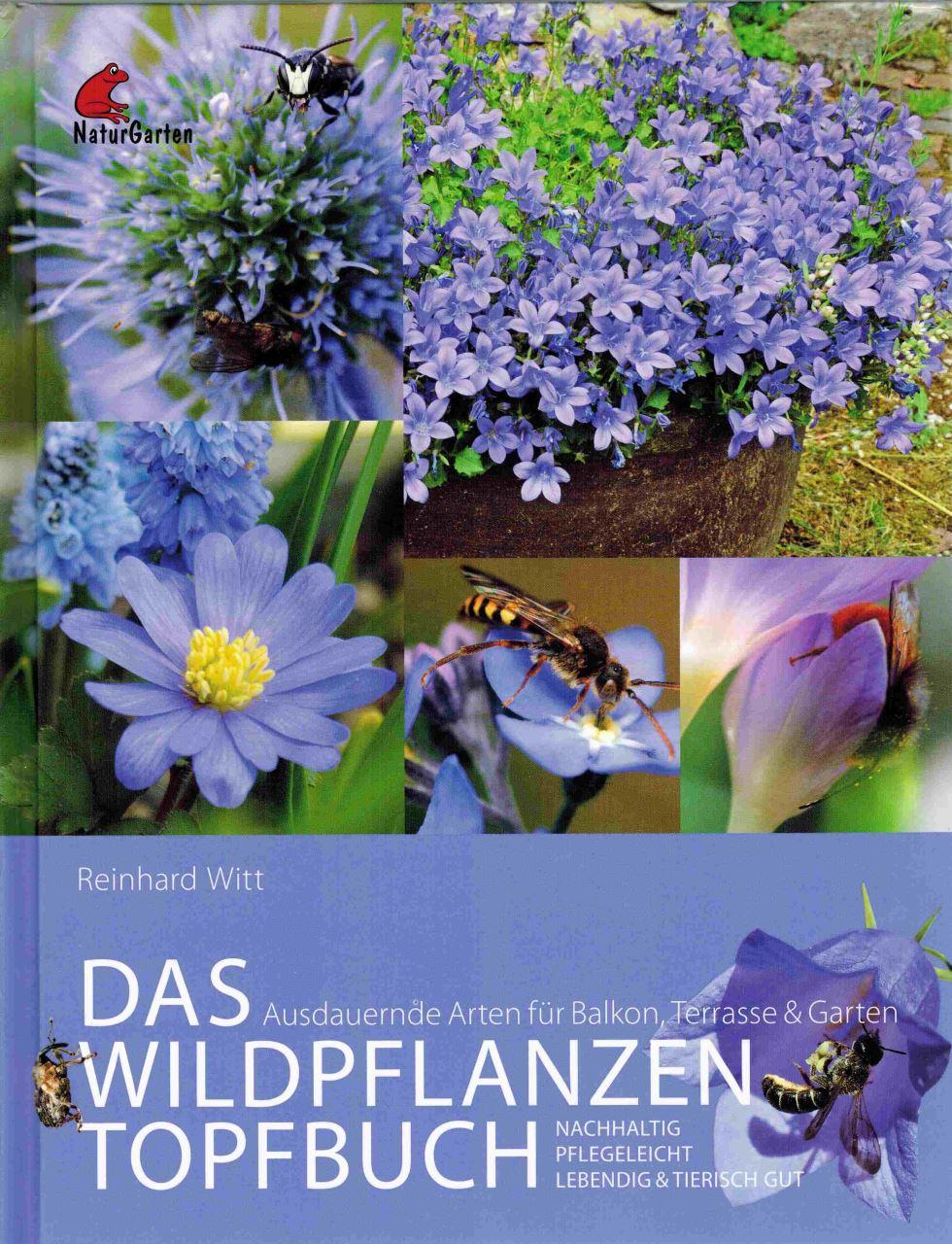 Wildpflanzentopfbuch